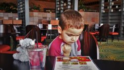 LittleMan and Kids Menu at Fireside Lounge at Inverness Hotel Denver Colorado 2