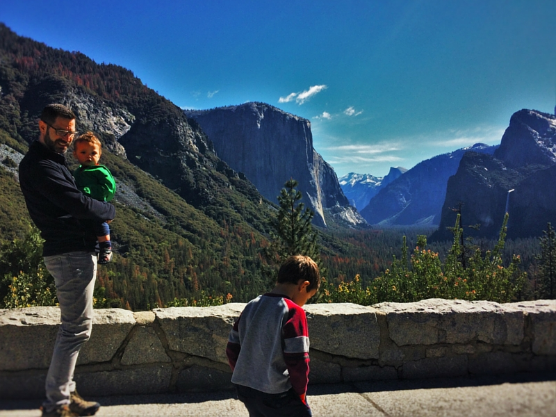 Why You Must Stop At Tunnel View In Yosemite National Park