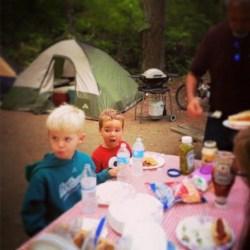 Cousins Camping Cushman