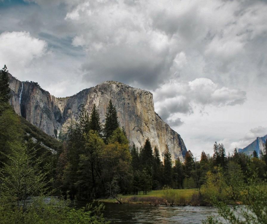 El Capitan in Yosemite Valley in Yosemite National Park 2traveldads.com