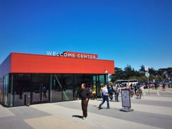 Golden Gate Bridge Welcome Center GGNRA 1