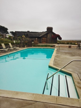 Simming Pool at Bodega Bay Lodge 1
