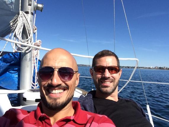 us Sailing Victoria