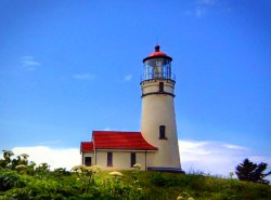 Cape Blanco Lighthouse Southern Oregon Coast