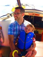 Chris Taylor and TinyMan sailing Anacortes 1