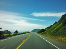 Pacific Coast Highway on Southern Oregon Coast 1