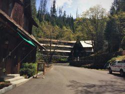 Oregon Caves Visitors Center 1