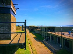Bunkers at Fort Casey Whidbey Island 1e