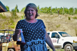 Family Friendly Wine Tasting at AniChe Cellars Underwood Columbia River Gorge 1