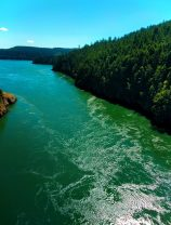 Passage at Deception Pass State Park Whidbey Island 2