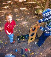 Taylor Kids Camping at Washington Park Anacortes 2