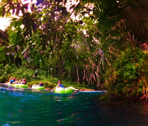 Floating the White River Ocho Rios Jamaica 2