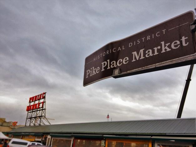 Pike Place Market Seattle 2