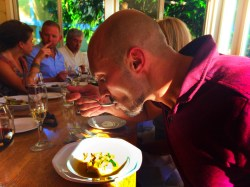 Rob Taylor at Inn at Ship Bay Orcas Island Pretty Fork Destination Dining 1