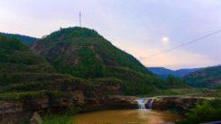 Sunset in Shaanxi China 1