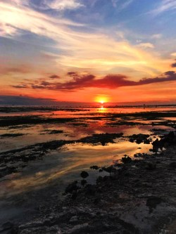Sunset Lombok Indonesia ADare Photography