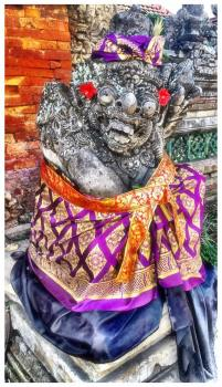 Statue in Bali Indonesia ADare Photography