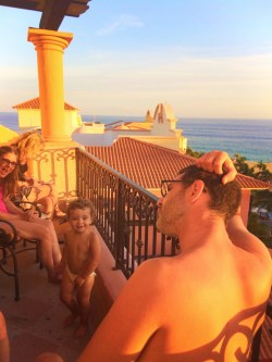 taylor-family-on-balcony-at-timeshare-playa-grande-cabo-san-lucas-1