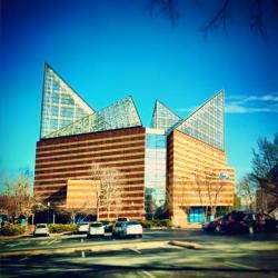 Tennessee Aquarium exterior 2