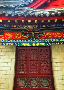 Buddhist Temples at Taibai Mountain National Park 10