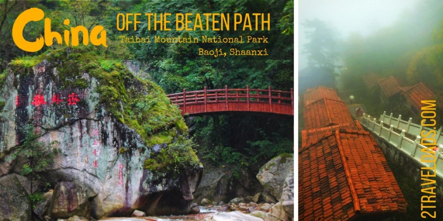 Off the beaten path China isn't hard to find. Baoji, Shaanxi is home to Taibai Mountain National Park (pandas and golden monkeys!), Hot Springs Resort and more! 2traveldads.com