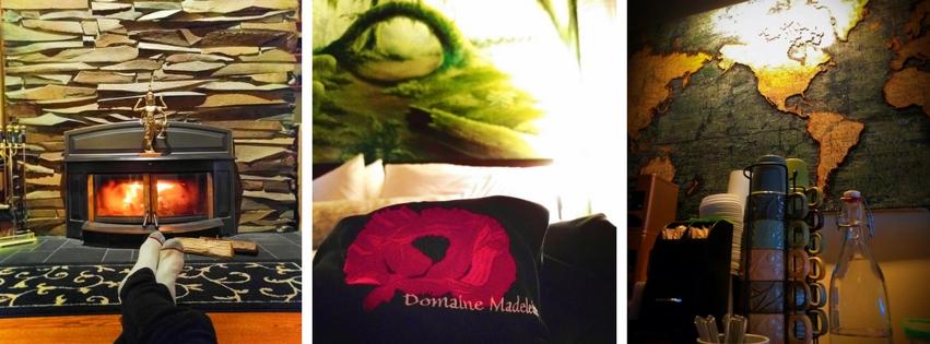 Domaine Madeleine header