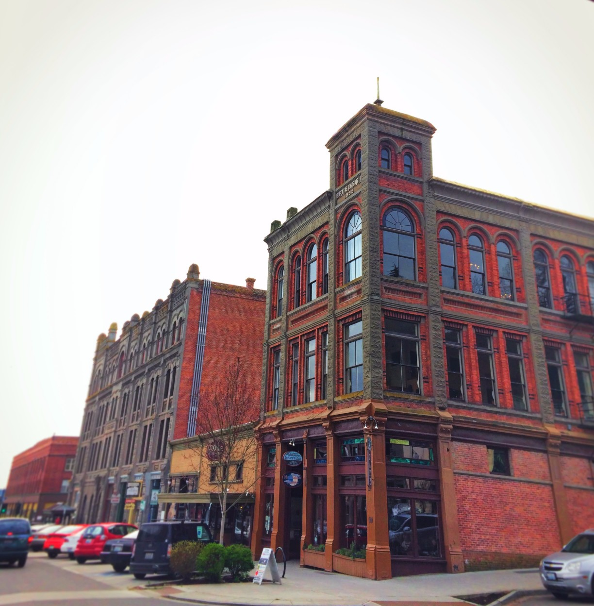 Old Elks Lodge Victorian Seaport Downtown Port Townsend 1