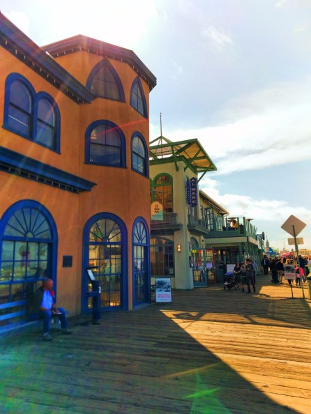 Ristorante Al Mar on Santa Monica Pier 1