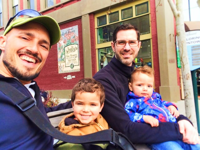 Taylor Family Downtown Port Townsend Olympic Peninsula 1