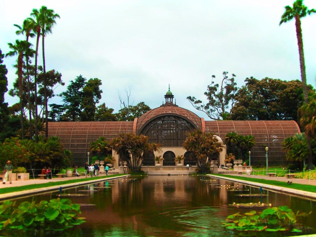 Balboa Park Conservatory San Diego 1