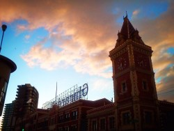Ghirardelli Square at Sunset San Francisco 1
