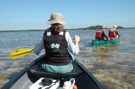 Biscayne NPS media image 1 canoeing