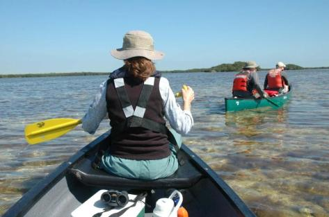 Biscayne NPS media image 1 canoeing