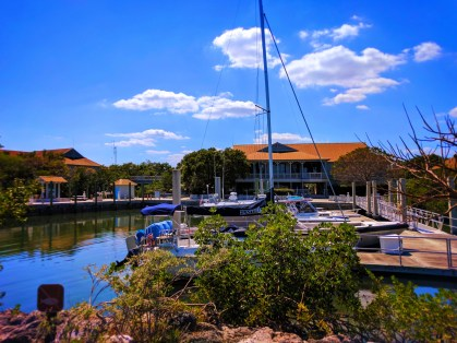 Marina at Biscayne National Park 2