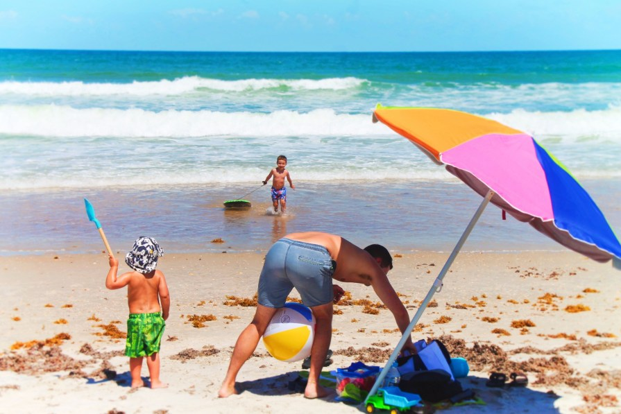 Taylor Family at Ponte Vedra Beach St Augustine Florida 16