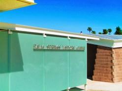 Vintage Palm Springs Visitors Center 1