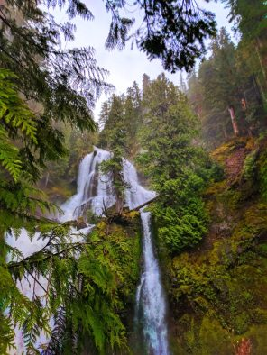 Falls Creek Falls Carson Washington 2