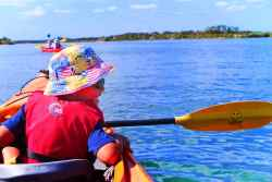 Taylor Family Matanzas River kayaking Ripple Effect Ecotours St Augustine 6