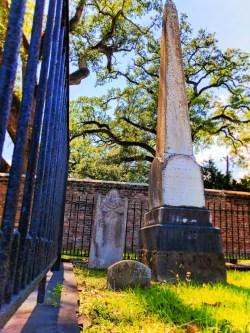 Historic Churst Street Graveyard Mobile Alabama 3