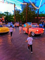 Luigis Cars Land Cars 3 Premiere after party Disneys California Adventure 1