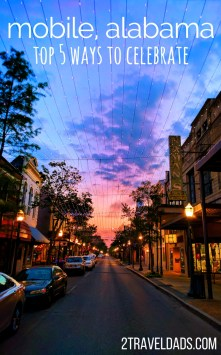 Mobile, Alabama is a surprising place to visit with countless things to do, see and eat. From Mardis Gras to airboats on the delta, non-stop celebration.