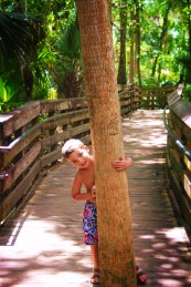 Taylor Family at Blue Spring State Park Daytona Beach 6
