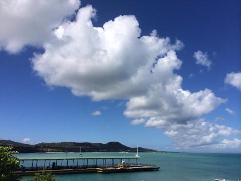 Bay at Vieques Puerto Rico