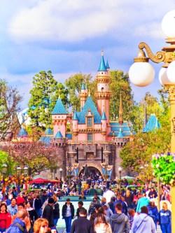 Sleeping Beauty Castle Disneyland 3