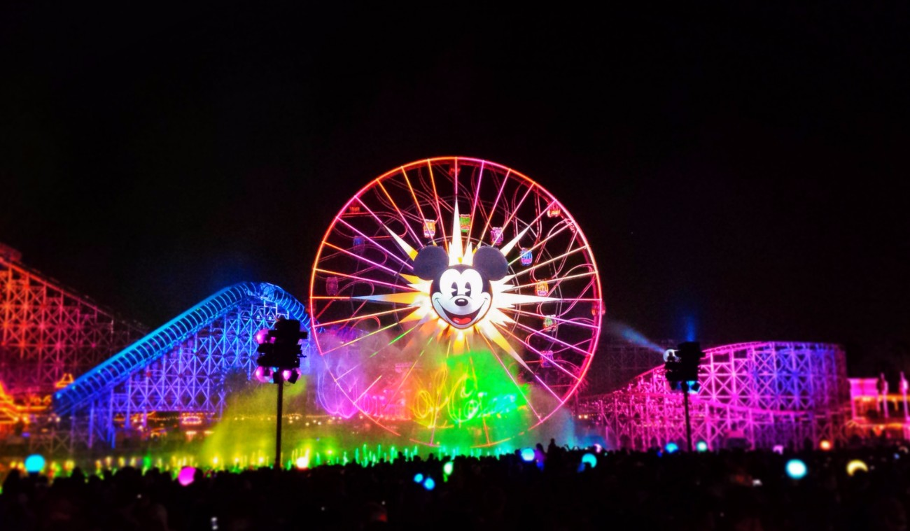 World of Color by Thrifty Travelista California Adventure 2