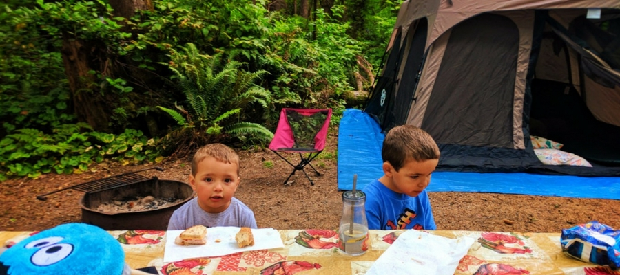 Camping Rules For Kids Are So Important To Keep The Family Safe As Well As  Ensure