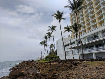 Oceanfront at Condado Plaza Hilton San Juan Puerto Rico