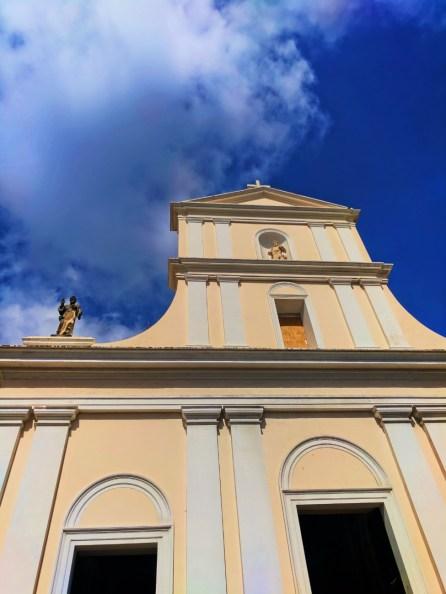 Catherdral in Old San Juan Puerto Rico 1