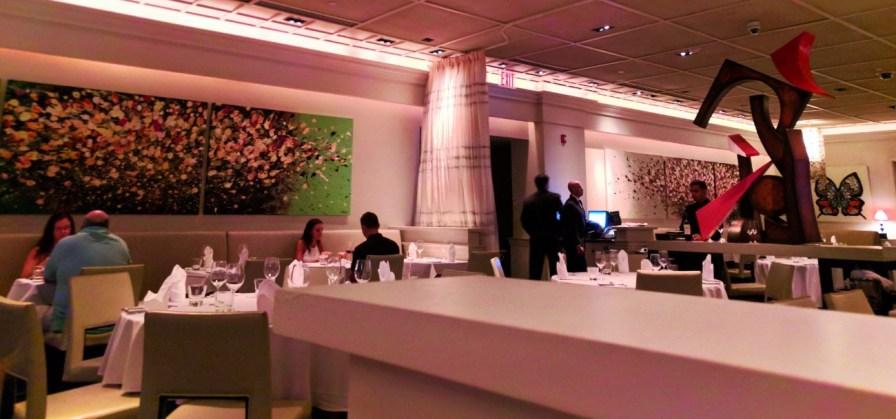 Dining at Pikayo Condado Plaza Hilton San Juan Puerto Rico 1