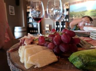 Wine Tasting at Ca del Gervino Orcutt California